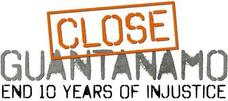 "The ""Close Guantánamo"" logo."