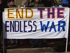 End the endless war