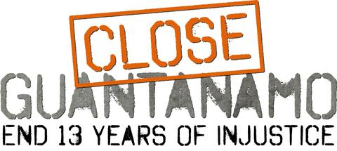 Close Guantanamo logo