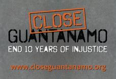 Close Guantánamo logo
